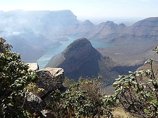 Tours to Blyde River Canyon
