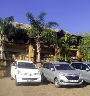 Transport and transfers in Mpumalanga